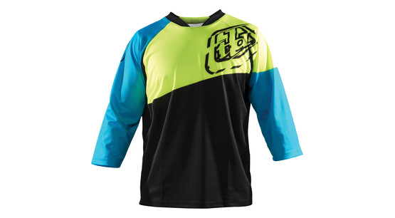 Troy Lee Designs Ruckus Jersey yellow/blue